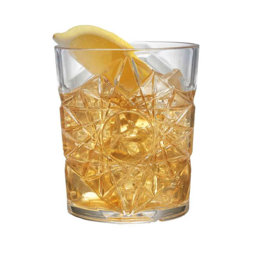 Premium Double Old Fashioned, Kunststoff- 350ml